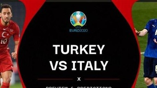Thắng đậm Thổ Nhĩ Kỳ, Italy khởi đầu như mơ ở EURO
