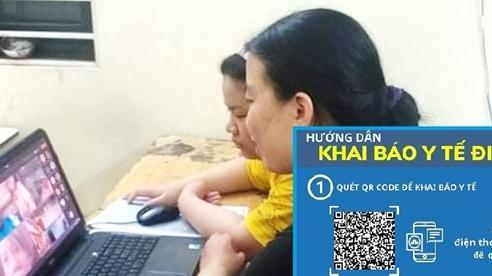 Đừng quên! Thí sinh thi vào lớp 10 Hà Nội phải khai báo y tế trước 17h hôm nay