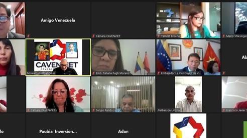 Việt Nam chia sẻ kinh nghiệm trong công cuộc Đổi mới với Venezuela