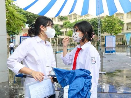 Giáo viên Hà Nội nhận định gì về đề thi tuyển sinh vào lớp 10?