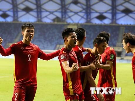 Thắng Malaysia, tuyển Việt Nam thăng tiến trên bảng xếp hạng FIFA