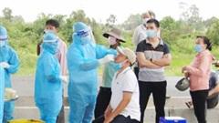10 ca Covid-19 ở Tiền Giang là cán bộ kỹ thuật cao tốc Trung Lương - Mỹ Thuận