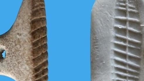 Phát hiện con dấu 7.000 năm tuổi, tiết lộ cách giao thương của người cổ đại