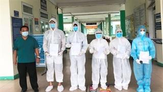 Đà Nẵng: Chỉ còn 31 bệnh nhân Covid-19 đang điều trị