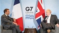Tổng thống Macron: Quan hệ Pháp-Anh chỉ được cải thiện khi Thủ tướng Johnson giữ lời hứa về Brexit