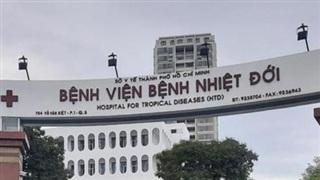 TP.HCM tạm phong toả Bệnh viện Bệnh nhiệt đới