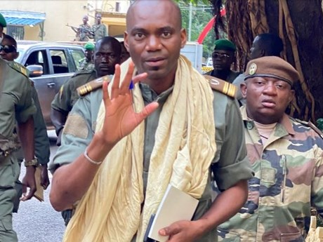Mali công bố chính phủ mới do quân đội nắm giữ các vị trí chủ chốt