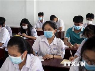 Hải Dương: Đảm bảo an toàn kỳ thi tốt nghiệp trung học phổ thông 2021