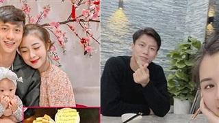 Dàn cầu thủ Việt chứng minh sự khôn khéo trong việc chọn vợ, người yêu: Ngoài xinh còn cực đảm đang