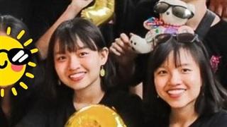 Cặp chị em sinh đôi giành học bổng trường top đầu Israel