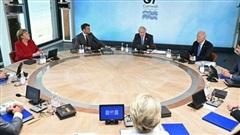 Thượng đỉnh G7: Bất đồng về Trung Quốc, lãnh đạo G7 'tắt mạng' họp kín