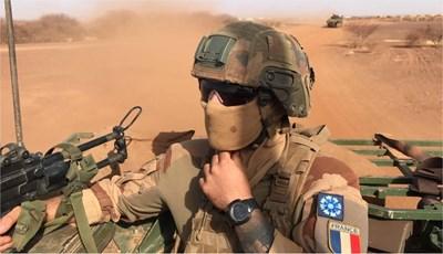 Sự hiện diện của quân đội Pháp trên thế giới