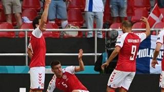 [SỐC] Cầu thủ Eriksen của Đan Mạch đột quỵ ngay khi đang thi đấu Euro 2021