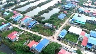 Thành phố Hải Phòng thông tin chi tiết về khu đất quốc phòng Hải An