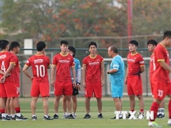 Vòng loại World Cup: HLV Park Hang-seo sẽ tiếp tục làm UAE vỡ mộng?