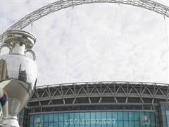 EURO 2020: Sân vận động Wembley đang nóng dần lên