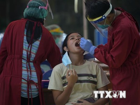 Số ca nhiễm mới tại Indonesia tăng lên mức cao nhất kể từ cuối tháng 2