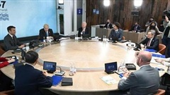 G7 công bố dự án 40.000 tỷ USD hỗ trợ các nước đang phát triển