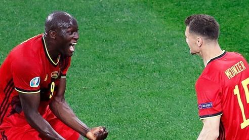 Kết quả EURO 2020, đội tuyển Bỉ vùi dập Nga với tỷ số 3-0