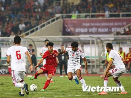 HLV đội UAE tự tin đánh bại đội tuyển Việt Nam để chiếm ngôi đầu bảng