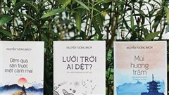 Bộ sách của tác giả Nguyễn Tường Bách