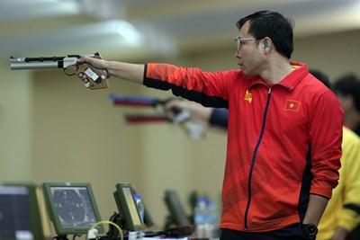 Bắn súng Việt Nam được một suất mời dự Olympic Tokyo 2020