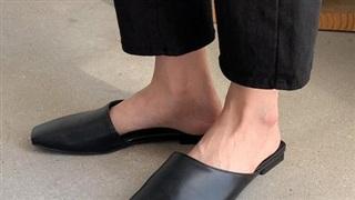 4 mẫu giày bệt đang được diện nhiều nhất: Mix với quần dài hay váy đều đẹp, không sợ bị ăn bớt chiều cao