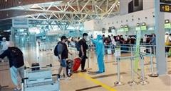 Tăng cường phòng dịch tại các sân bay