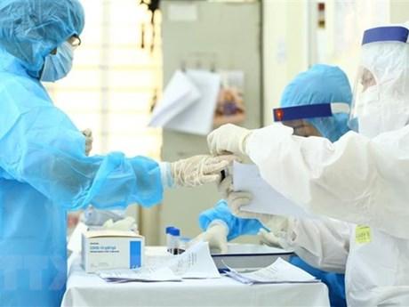 Bắc Kạn phát hiện trường hợp đầu tiên dương tính với SARS-CoV-2
