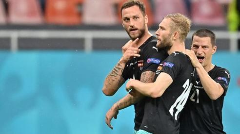 Video bàn thắng Áo 3-1 Macedonia