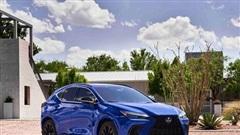Lexus NX 2022 được ra mắt