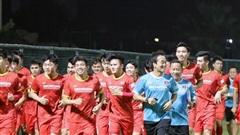 Đội tuyển Việt Nam chuẩn bị kỹ các phương án cho trận đấu với UAE