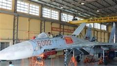 Việt Nam tự sửa chữa tiêm kích Su-30