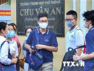 Tuyển sinh lớp 10: Hà Nội dự kiến công bố điểm thi vào ngày 30/6