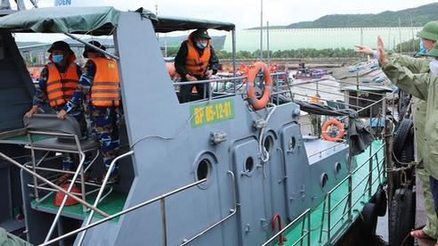 Thanh Hóa: Đã tìm được 1 trong 2 ngư dân mất liên lạc trên biển
