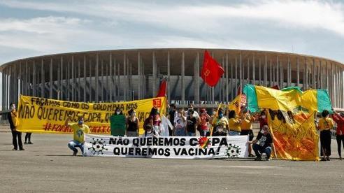 Copa America khởi tranh bất chấp làn sóng dịch bệnh tại Brazil