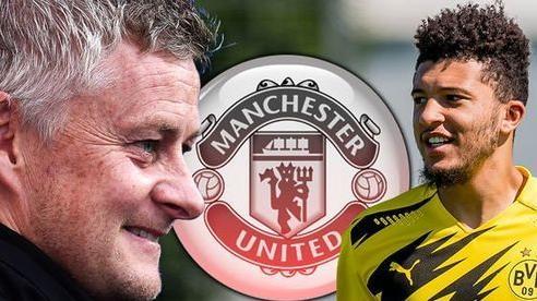 MU trả thêm tiền cho Dortmund, chuẩn bị ký 5 năm Jadon Sancho