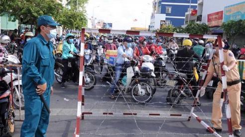Đề xuất TP Hồ Chí Minh giãn cách xã hội thêm 14 ngày