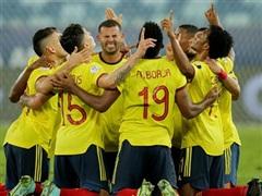Copa Ameria: Vắng nhiều ngôi sao, Colombia vẫn giành trọn 3 điểm