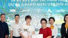 Địa Ốc Việt chính thức hợp tác phân phối Dự án BĐS nghỉ dưỡng Grand Mercure Hoi An