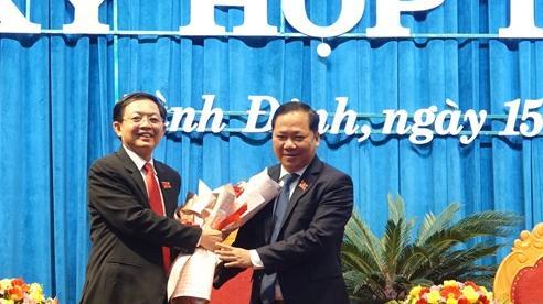 Ông Hồ Quốc Dũng được bầu làm Chủ tịch HĐND tỉnh Bình Định khóa XIII