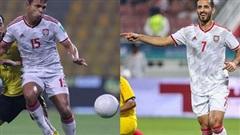 Cặp tiền đạo 'sát thủ' của UAE khiến tuyển Việt Nam phải cảnh giác trong trận giành vị trí đầu bảng G đêm nay là ai?