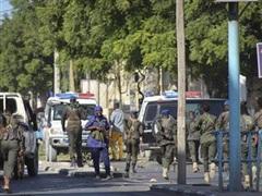 Somalia: Đánh bom liều chết vào trại huấn luyện, 15 binh sỹ tử vong