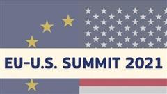 Hội nghị thượng đỉnh Mỹ-EU: 4 trụ cột chính