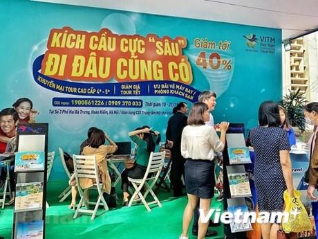 VITM Hà Nội 2021: Cơ hội 'làm ấm' lại thị trường du lịch Việt
