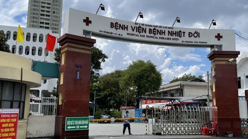 Đã có 60 nhân viên y tế ở BV Bệnh Nhiệt đới TP.HCM mắc COVID-19