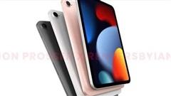iPad mini 6 rò rỉ với thiết kế giống iPad Air