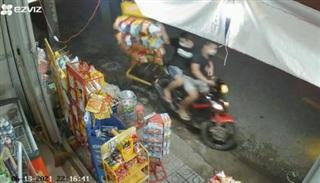 Giật trộm giàn bim bim: Từng bê trộm rổ trứng