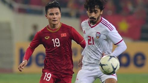 Lịch sử đối đầu Việt Nam - UAE trước trận cầu 'duyên nợ'