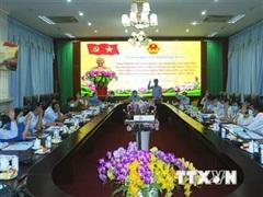 Xác nhận tư cách 50 đại biểu HĐND tỉnh Vĩnh Long nhiệm kỳ 2021-2026